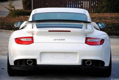 Porsche 997 GT2 RS Rear Bumper - Carrera 4 S Turbo
