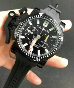 Special oversize watch