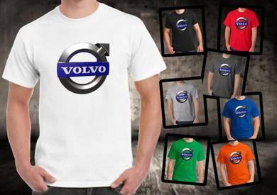 Tshirt Baju VOLVO V1 TSV Siap Pos Laju