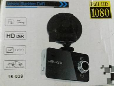 Camera Vehicle Blackbox DVR