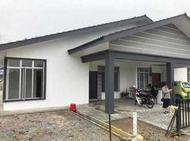 1 storey Semi-D house for sale At Cherating Kuantan