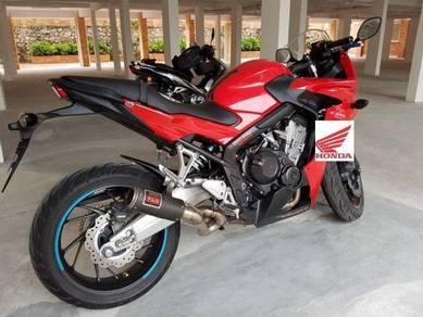 Honda cbr650f cbr 650f