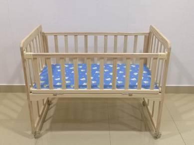 Baby Cot / Katil Baby
