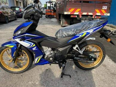 Honda rs150 ready stock best depo 2021