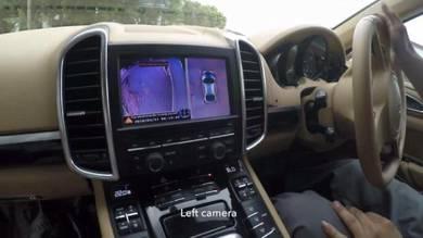 Porsche install camera system RDV 360