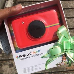 Polaraid snap
