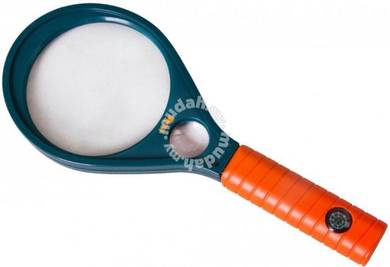 Levenhunk LabZZ MG3 Magnifier Glass With Compass