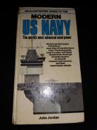 Vintage us nvy hard cover book 1982