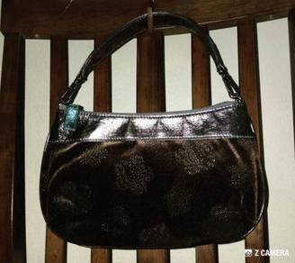 Tote Bag Velvet Charles Jourdan Paris