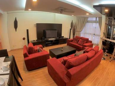 PERFECT# Location BUKIT BINTANG 3BR Apartment