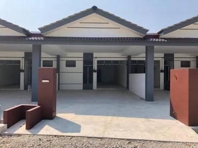 Rumah Teres Setingkat Baru Seri Damai Free Yuran Guaman & Duti Setem