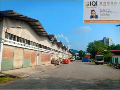 Inanam Warehouse For Rent