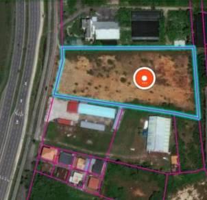 Putatan road side land (1.63 acre)