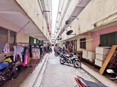 Pangsapuri bukit tinggi 1 tingkat bawah super limited unit value buy