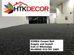 Carpet Roll for varied environments 127TQ