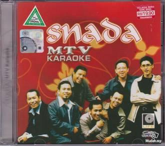 VCD KARAOKE SNADA Lagu Nasyid
