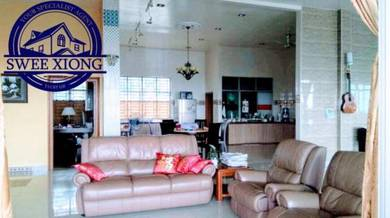 DELIMA PALACE 6000SF 3CP Fully Reno Furnished at GREENLANE WORTH BUY