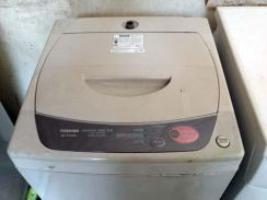 Automatic Mesin Basuh Toshiba Washing Machine Top