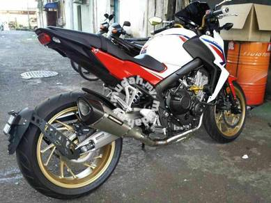 Proformance Full System Honda CB650F ~ MRH Yoshi