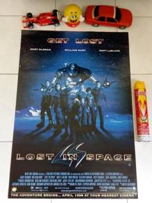 Poster Original Merchandise LOST IN SPACE 1999