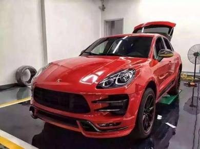 Porsche macan 2.0t 2014 2.0liter armytrix exhaust