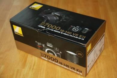 Nikon D7000 Full Kits