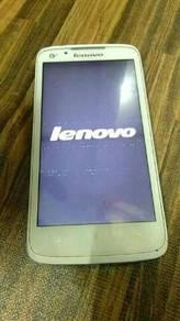 Lenovo a388t stuck logo