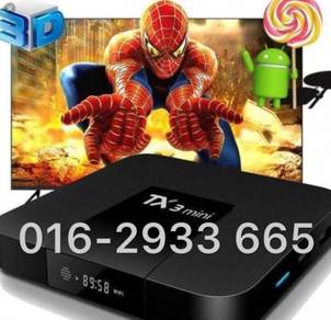 Tx3 super 2/16g android turbo tv box mini