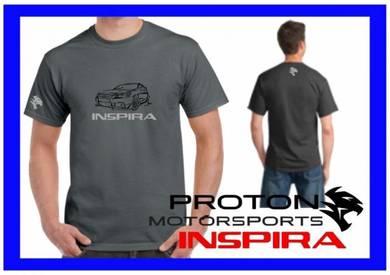 Tshirt Baju PROTON INSPIRA P3 TSV Siap Pos Laju