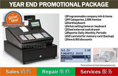 Mesin Kaunter Cashiering System RETAIL FNB