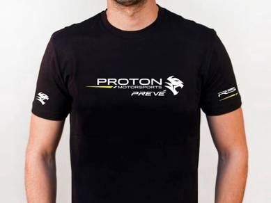Tshirt Baju PROTON PREVE P10 TSV Siap Pos Laju