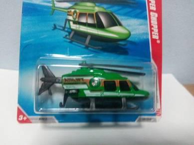 2010 Hotwheels Propper Chopper
