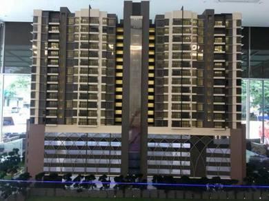 Non Bumi/Bumi Apartment 19 Residence, Jalan Sri Cemerlang, Kota Bharu