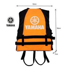 Yamaha life jacket / jaket keselamatan 10