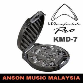 Wharfedale Pro KMD-7 7 Piece Drum Microphone Kit