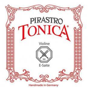 Pirastro Tonica 4/4 Violin E String - Aluminum/Ste