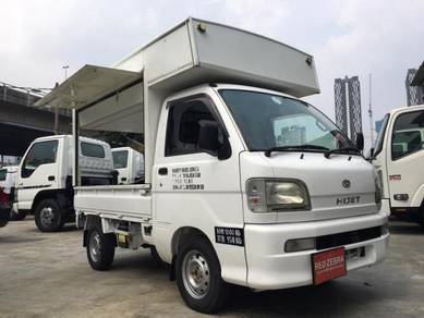 Daihatsu Hijet Year 2018 Pasar Malam