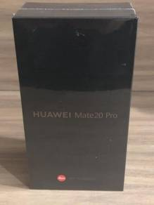 Baru Huawei Mate 20 Pro. Harge 12OO sajaa