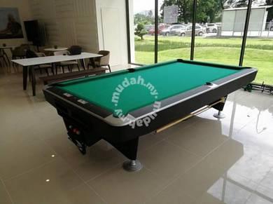 Refurbished 9ft Olio Pool Table