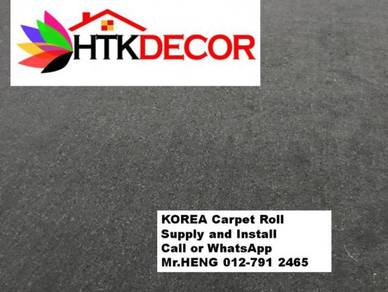 The best carpets roll with installation 170NO