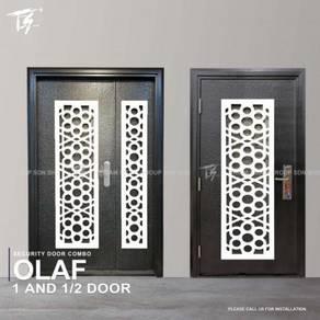 Combo Set OLAF 1&1/2 & Single Security Door Zone 1