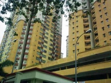 Sdg Mencari Melur Apt, Sentul, Kuala Lumpur