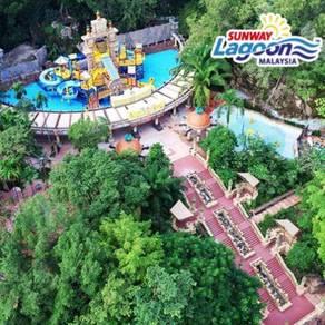 Sunway Lagoon Ticket (All 6 parks)