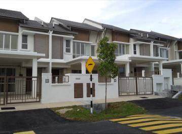 Bandar Seri Coalfields Sg Buloh, 24'x75', 2 Storey Duranta