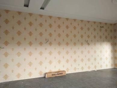 Korea Wallpaper - CLASSIC SMOOVE COLOR