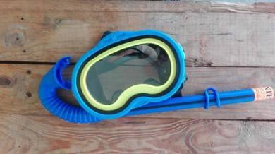 INTEX Adventure Swim Set Kids Mask Snorkel