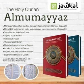 Al-Kalam Rumi sg besar wak jawwers