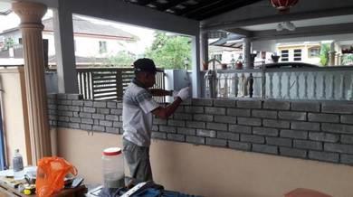 Ubah suai porch Ampang