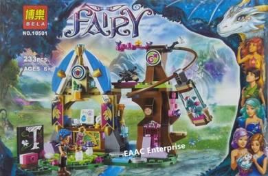 Bela Fairy Princess Lego Building Block Bricks