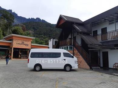Sewa Bus Van For Rent KK Sabah